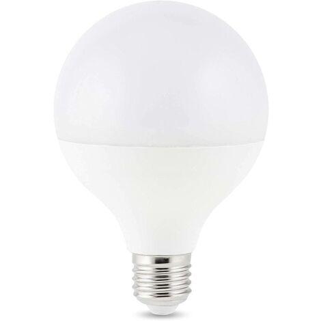 Bombilla LED Globo E27 G95 15W | Blanco Neutro