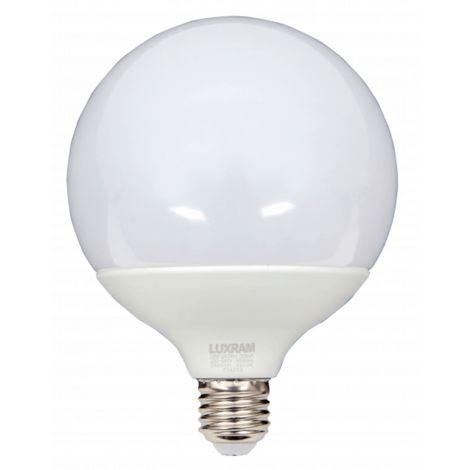 Bombilla globo Luxram 28w blanca