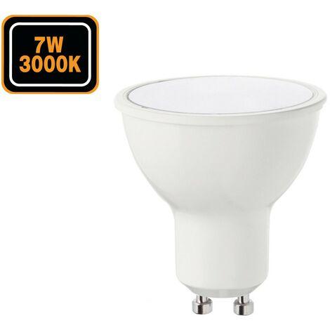 Bombilla GU10 7 W equ. 50 W Blanco cálido 3000 K de alta luminosidad