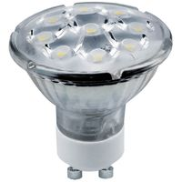BOMBILLA GU10 LED OPTICO 7W 4000K