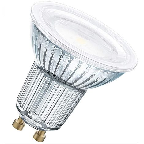 Bombilla GU10 LED OSRAM LED VALUE PAR16 80 120º 6,9W