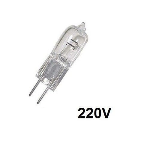 Bombilla halógena bipín 220V-240V 50W EDM 35070