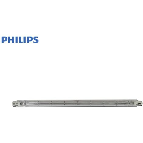 BOMBILLA HALOGENA LINEAL 1000W 189MM 220/240V PHILIPS