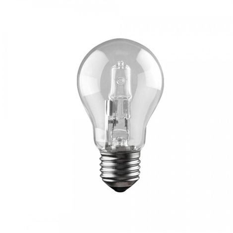 Bombilla Halogena Standard ''Energy Saver'' E27 70W (Equ. 100W) Clara - NEOFERR