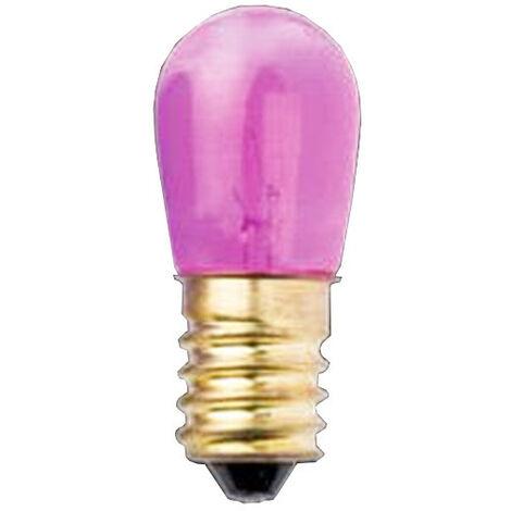 Bombilla illuminaria Wimex 5W E14 14V Púrpura 4500450