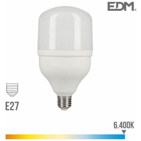 Bombilla industrial LED E27 20w 1700 lm 6400k luz fria EDM 98831