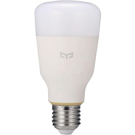 Bombilla inteligente Wifi Led Yeelight Ac100-240 (luz blanca cálida a blanca) Yldp05Yl Hasaki