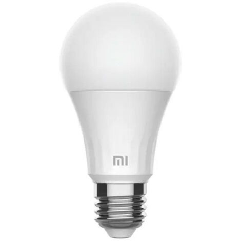 Bombilla Inteligente Xiaomi Mi Led Smart Bulb 8w E27 Blanco Calido