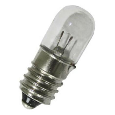 Bombilla Italweber socket E10 tamaño de 10x28 12V 3W 0910803
