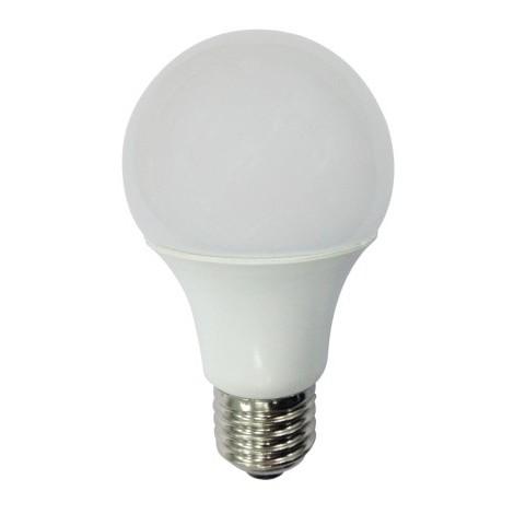 Bombilla led 10W E27. Luz cálida.