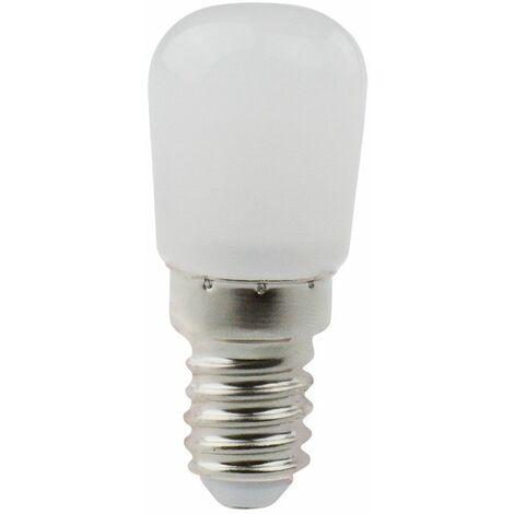 Bombilla LED 2W E14 T26 Eq 15W 120Lm | Temperatura de color: Blanco cálido 3000K