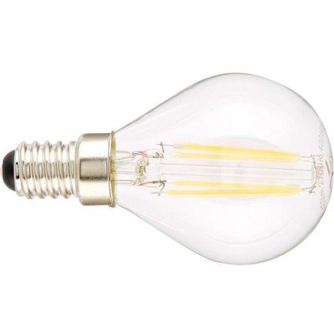 Bombilla LED 4W E14 claro (por 4)
