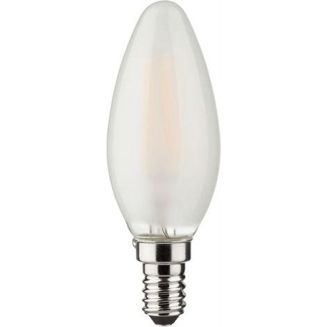 Bombilla LED 4W E14 mata (por 4)