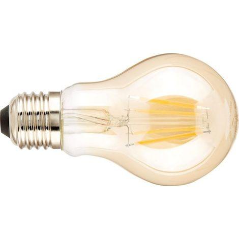 Bombilla LED 4W E27 gold (por 4)