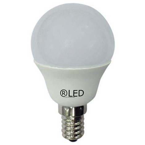 Bombilla LED 6W (E14) luz calida