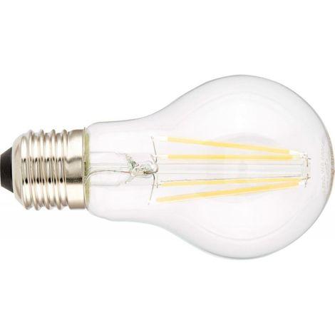 Bombilla LED 6W E27 claro (por 4)