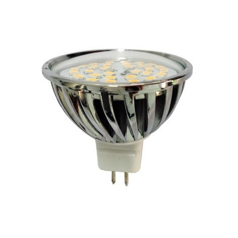 Bombilla led 7W MR16 (neutra)
