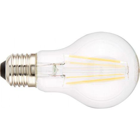Bombilla LED 8W E27 claro (por 4)