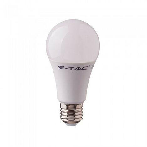 Bombilla LED A60 E27 2700K+6400+RGB 10W 200° V-TAC Smart Home WIFI IP20