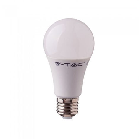 Bombilla LED A60 E27 2700K+RGB 11W 200° V-TAC Smart Home WIFI IP20