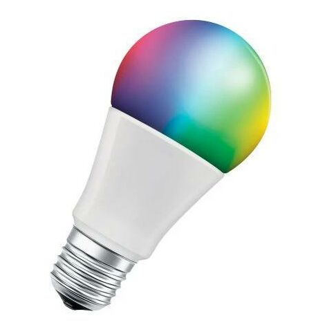 Bombilla LED A75 E27 SMART + WiFi RGBW 9.5W LEDVANCE