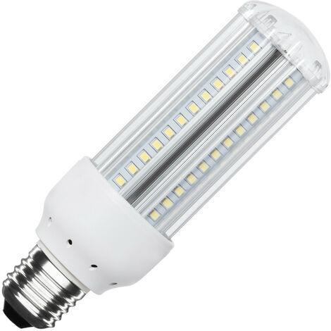 Bombilla LED Alumbrado Público Corn E27 Casquillo Gordo 10W IP64 Blanco Frío 6000K . - Blanco Frío 6000K