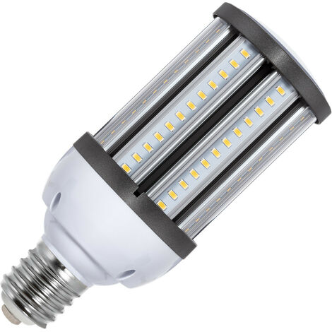 Bombilla LED Alumbrado Público Corn E40 35W IP64 Blanco Neutro 4000K - 4500K