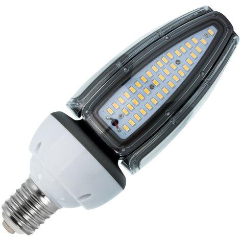 Bombilla LED Alumbrado Público Corn E40 50W IP65 Blanco Neutro 4500K - 5000K