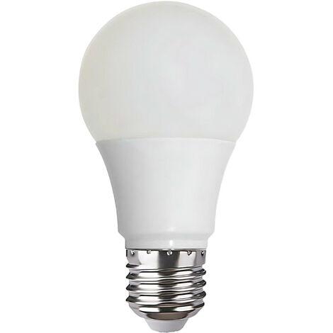 Bombilla LED antimosquitos estándar E27, 3.000K, (cálida)
