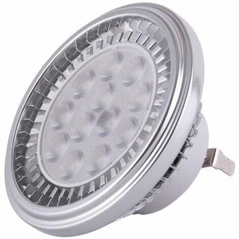 Bombilla de LEDs AR111 12W 1080Lm 30.000H | Blanco Cálido (HO-AR111-12W-CW)