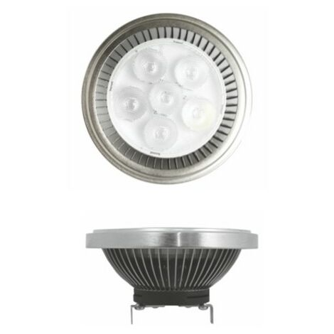 Bombilla LED AR111 12W 12Vac 3000K