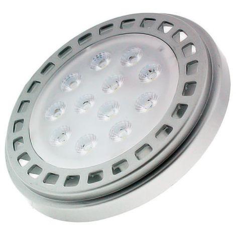 Bombilla LED AR111 15W 30º con Driver Externo