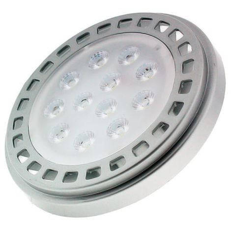 Bombilla LED AR111 15W 90º con Driver Externo