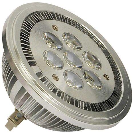 BOMBILLA LED AR111 7x2W 2700K