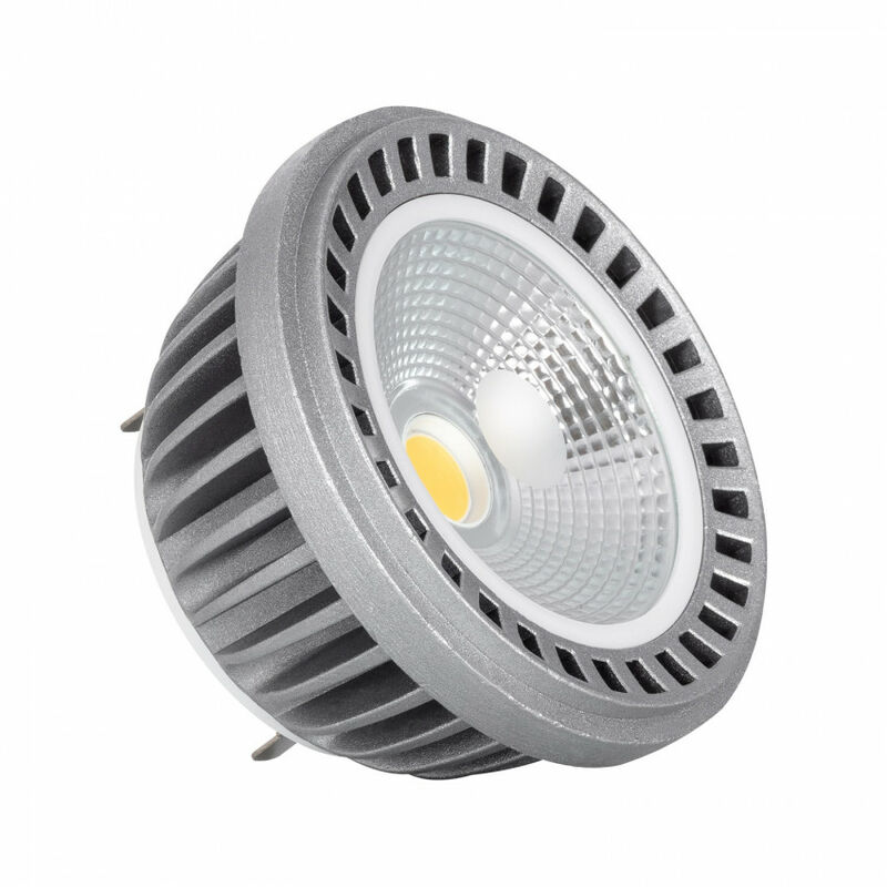 Bombilla LED G53 9W AR111 COB Blanco Cálido 3000K - Blanco Cálido 3000K