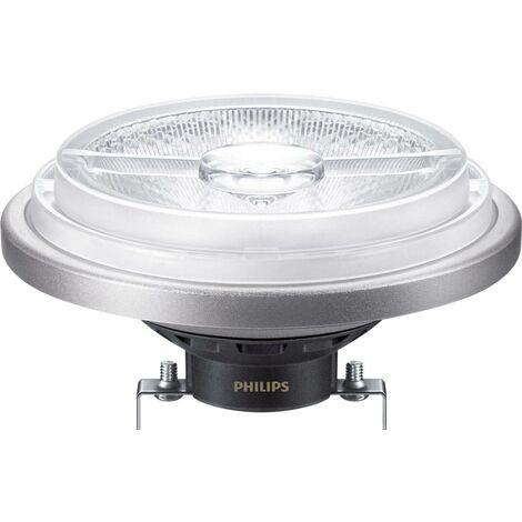 Bombilla LED AR111 G53 regulable 15W 40º 870lm - MAS LED Philips