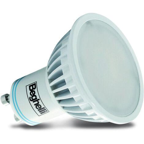 Bombilla LED Beghelli GU10 7W 6500K 600 lúmenes 56859