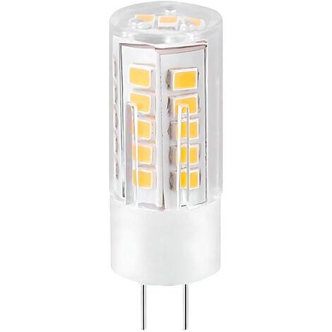 Bombilla LED Bipin G4 3W Equi.25W 249lm 3000K 25000H 7hSevenOn