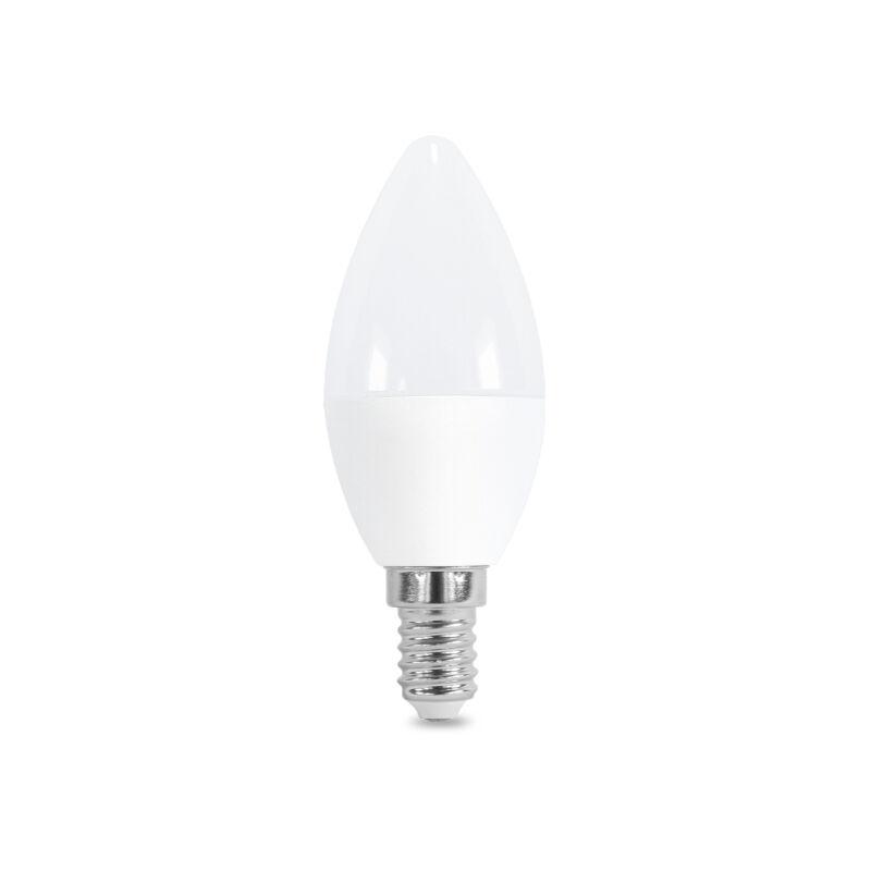 Bombilla LED Vela C37 E14 6W Blanco Neutro 4000K - Iluminashop