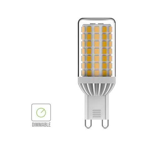 Bombilla LED Capsule G9 5W 300° Regulable Temperatura de color - 6400K Blanco frío