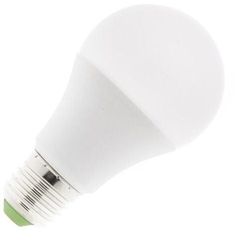 Bombilla LED CCT Seleccionable E27 Casquillo Gordo Regulable A60 9W Seleccionable (Cálido-Neutro-Frío)