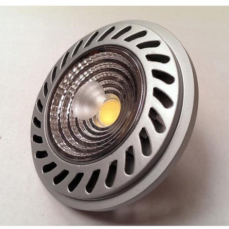 QR111 COB LED 13W (GU10)   3000ºK (blanco cálido)