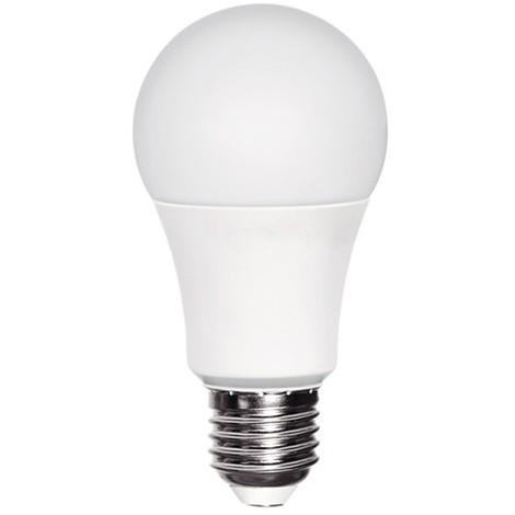 Bombilla LED con sensor crepuscular E-27. 11W. 3000ºK.