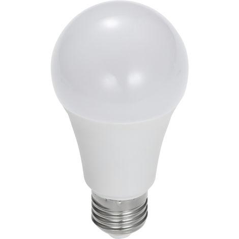 Bombilla LED de control remoto inteligente Wifi, RGB Multicolor, 7W, E27