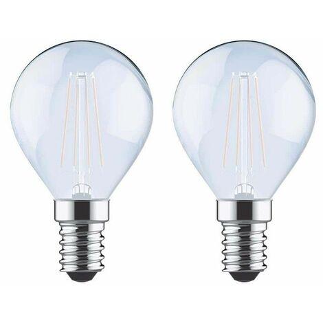 Bombilla LED de filamento XXCELL - E14 equivalente 40W x2