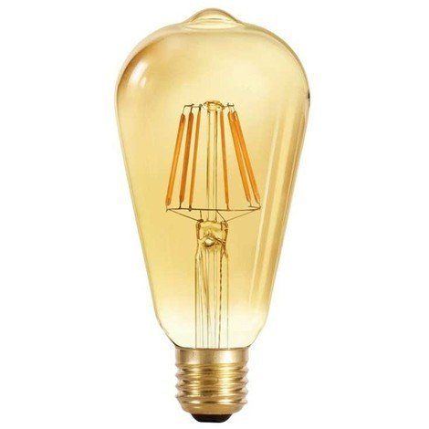 Bombilla LED Decorativa Dimable E27 (8W)
