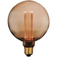 Bombilla LED decorativa E27 Globo G125 (4W)