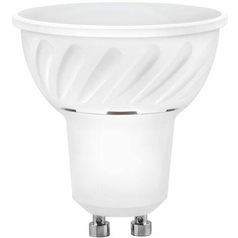 Bombilla LED dicroica aluminio fundido 120 120 GU10 8W cálida 750lm