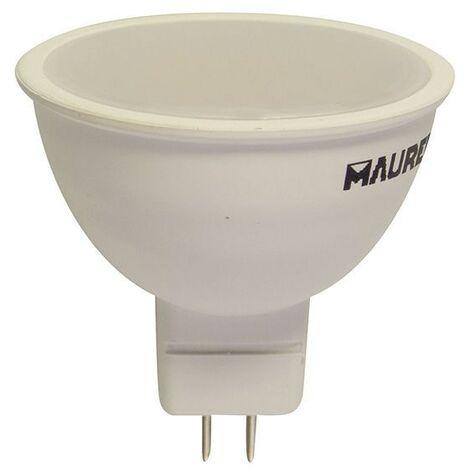 Bombilla led dicroica pin gu 5.3 6 w. - 25 w. lumenes 450
