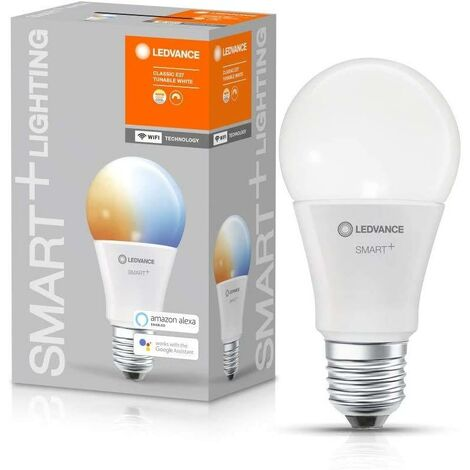 Bombilla LED Dimmable E27 SMART + WiFi CCT 9W LEDVANCE